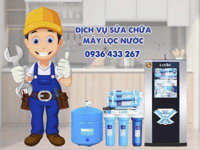 Sửa máy lọc nước Karofi Bạch Đằng, Hai Bà Trưng