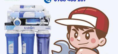 Sửa máy lọc nước Karofi ở Thượng Cát, Bắc Từ Liêm