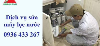 Sửa máy lọc nước tại nhà ở Dương Nội, Hà Đông uy tín và bảo hành 24 tháng