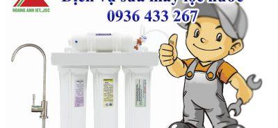 Sửa máy lọc nước Bùi Thị Xuân, thợ sửa chuyên nghiệp Hai Bà Trưng