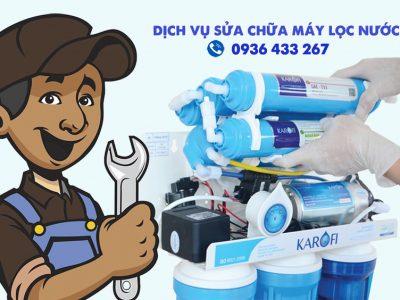 Sửa máy lọc nước Karofi ở Thụy Phương, Bắc Từ Liêm