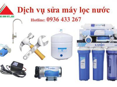 Sửa máy lọc nước Karofi ở Quốc tử Giám, Đống Đa