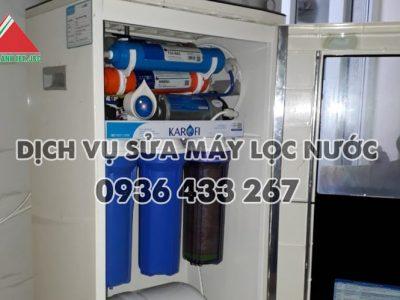 Sửa máy lọc nước Karofi ở Xuân Tảo, Bắc Từ Liêm
