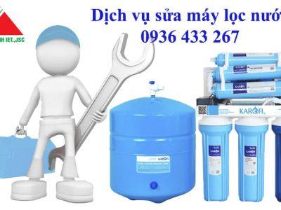 Sửa máy lọc nước Karofi ở Thổ Quan, dịch vụ uy tín ở Đống Đa