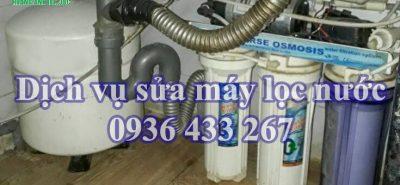 Sửa máy lọc nước ở Yên Phụ, Tây Hồ chuyên nghiệp, gọi tới nhanh