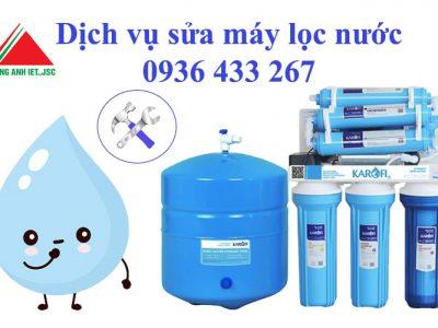Sửa máy lọc nước Karofi tại nhà ở Dương Nội, dịch vụ uy tín ở Hà Đông