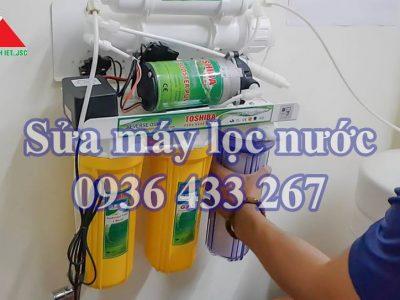 Sửa máy lọc nước tại nhà ở Tân Triều, gọi sửa là tới ngay