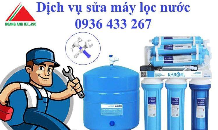 Sửa máy lọc nước Karofi Phạm Đình Hổ, Hai Bà Trưng