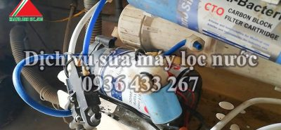 Sửa lọc nước ở Liên Ninh, Thanh Trì, gọi là thợ tới nhanh