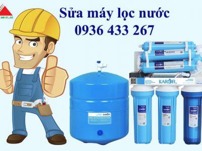 Sửa máy lọc nước Karofi ở Times City, Minh Khai, Hai Bà Trưng