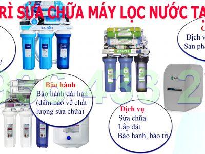 Sửa lọc nước Bắc Từ Liêm