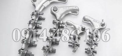 Chuyên cung cấp khóa néo dây dẫn bằng thép đúc